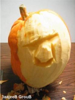 かぼちゃ彫刻02