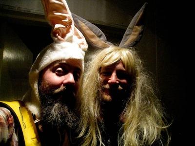 残念なウサギのコスプレ06