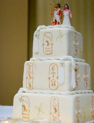 ウェディングケーキ02