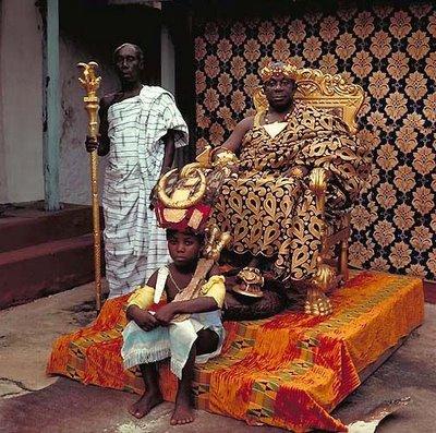 アフリカの部族の王や族長たち01