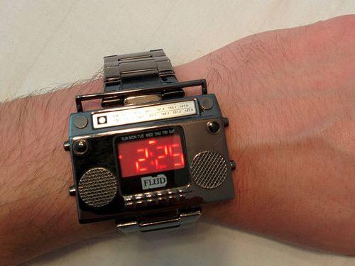 ユニークな腕時計09