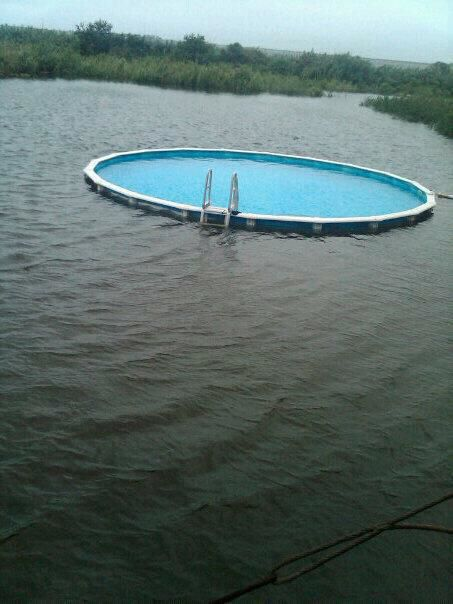 ルイジアナのプール01