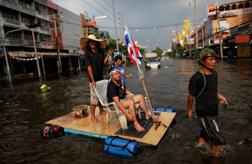 タイの洪水08