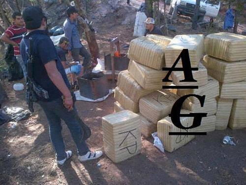 メキシコの麻薬王07