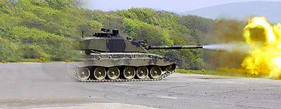 ついに透明な戦車がイギリス軍に登場TOP
