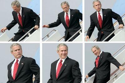 ブッシュ大統領11