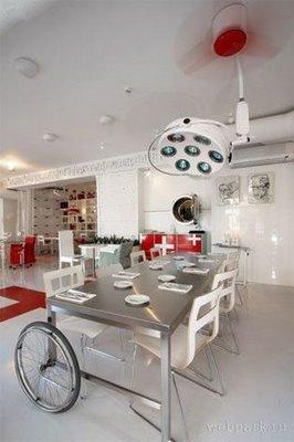 病院風レストラン11