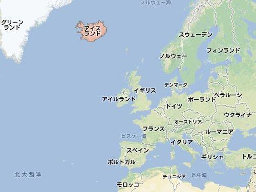 アイスランドの街並み00