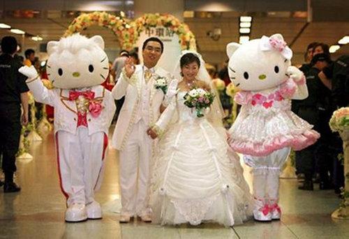 コスプレ結婚式17