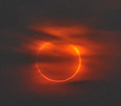 金環日食04