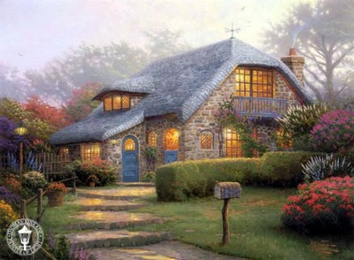 「光の画家」トーマス・キンケードの世界09