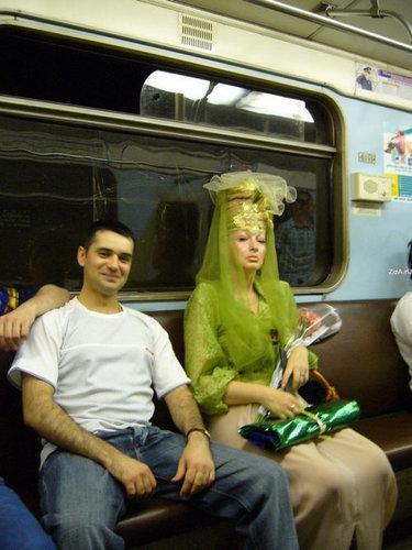 ロシアの地下鉄17