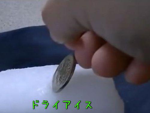 ドライアイスに100円00