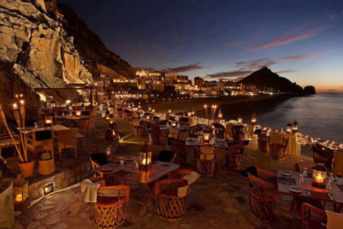 世界の絶景レストラン15