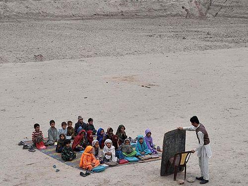 アフガニスタンの学校02