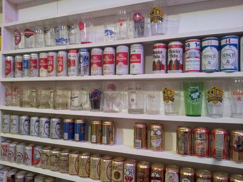ビール缶のコレクション 019