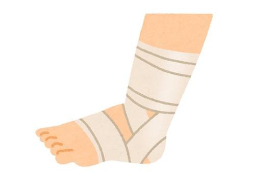 足を骨折した理由