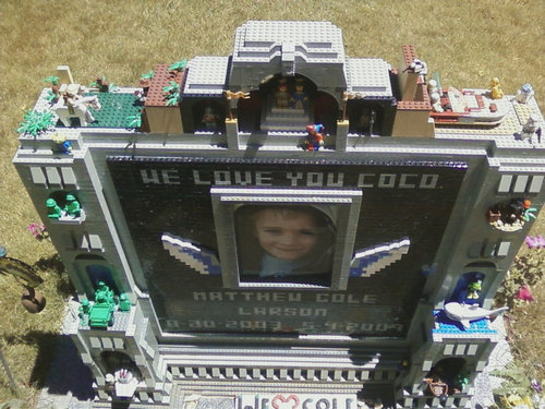 レゴのお墓04