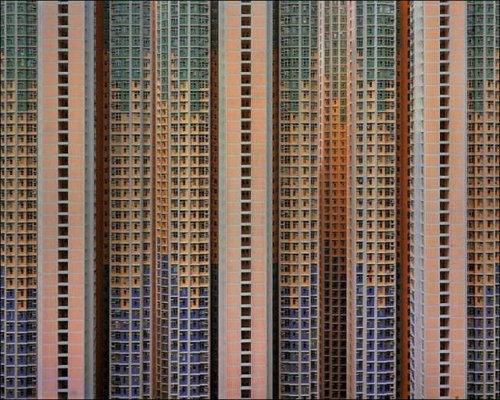 香港の集合住宅09