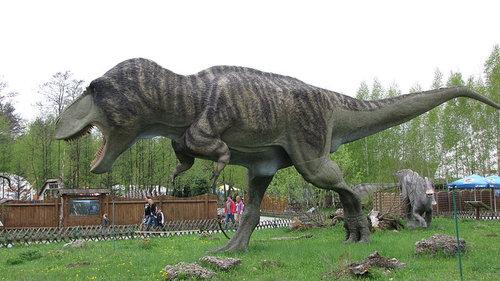 「ティラノサウルス」