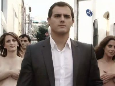 スペインの選挙CM