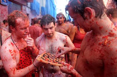 トマト祭り15