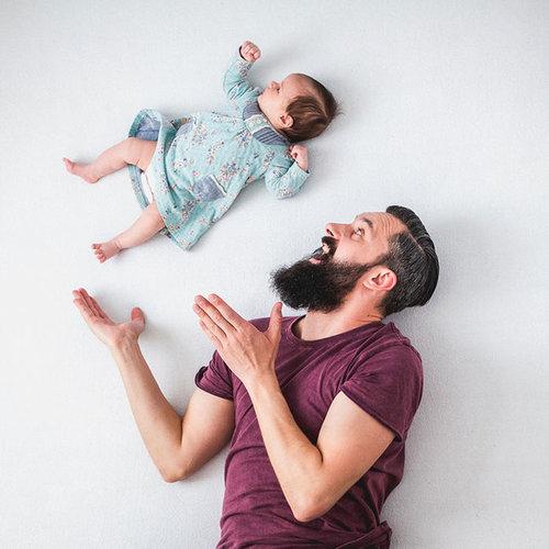 赤ちゃんの浮遊写真01