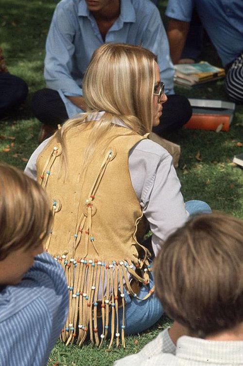 40年前のアメリカの女子高生ファッション11
