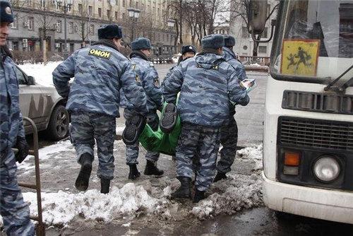 ロシアでのグリンピースの活動02
