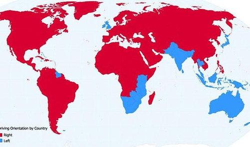 世界地図いろいろ06