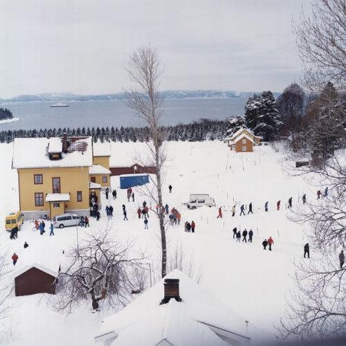 ノルウェーの刑務所の島38