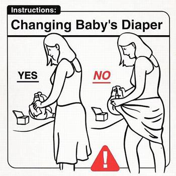 赤ちゃんの取扱説明書06