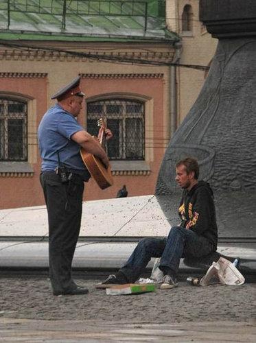 ロシアの警官11