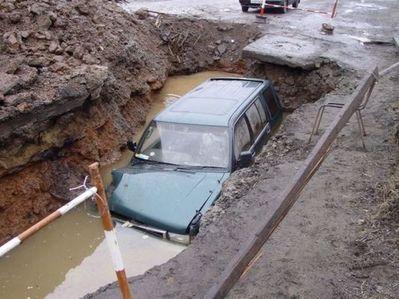 失敗した駐車05