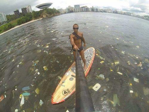 リオデジャネイロの海01