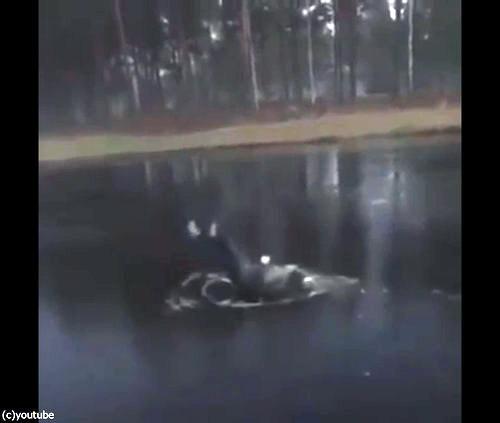 氷の上でゴルフをやるべきではない理由05