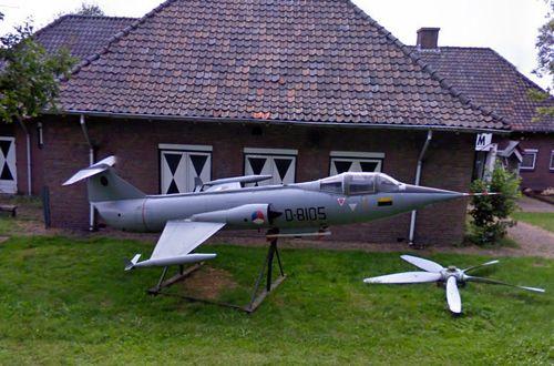 F104戦闘機02