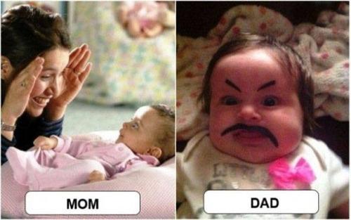 パパとママ、育児の違い03