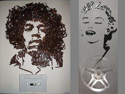 カセットテープアート00