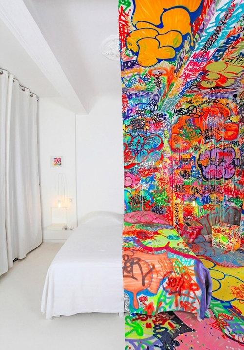 変わったフランスのホテル01