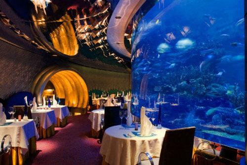 世界の絶景レストラン39