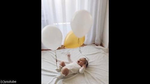 赤ちゃんをあやす方法01