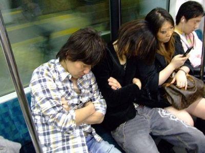 眠たい日本人14