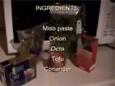 トトロと料理:材料