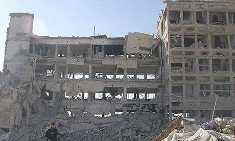 シリアのビフォー・アフター12