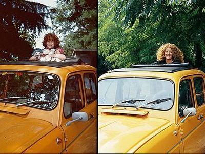 20年間同じ車に乗っている人々の比較TOP