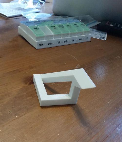 3Dプリンターを使って物理の法則を壊してみた03