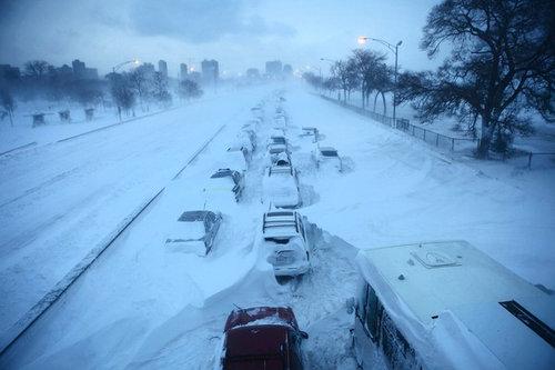 吹雪のときの運転04