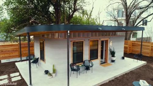 メキシコの3Dプリンターの家04