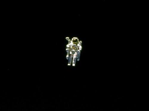 宇宙の恐ろしい写真01